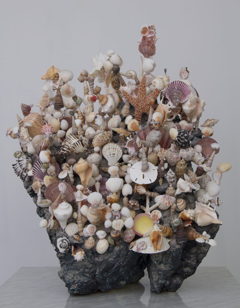 Coral Arrangement 2014 sculpture by Aaron King