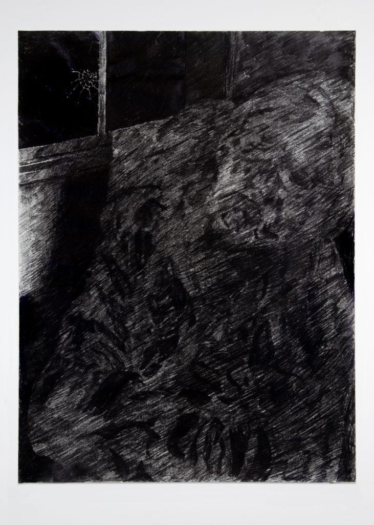 Sleeping 2020 Drawing by Aaron King Art 18''x24''