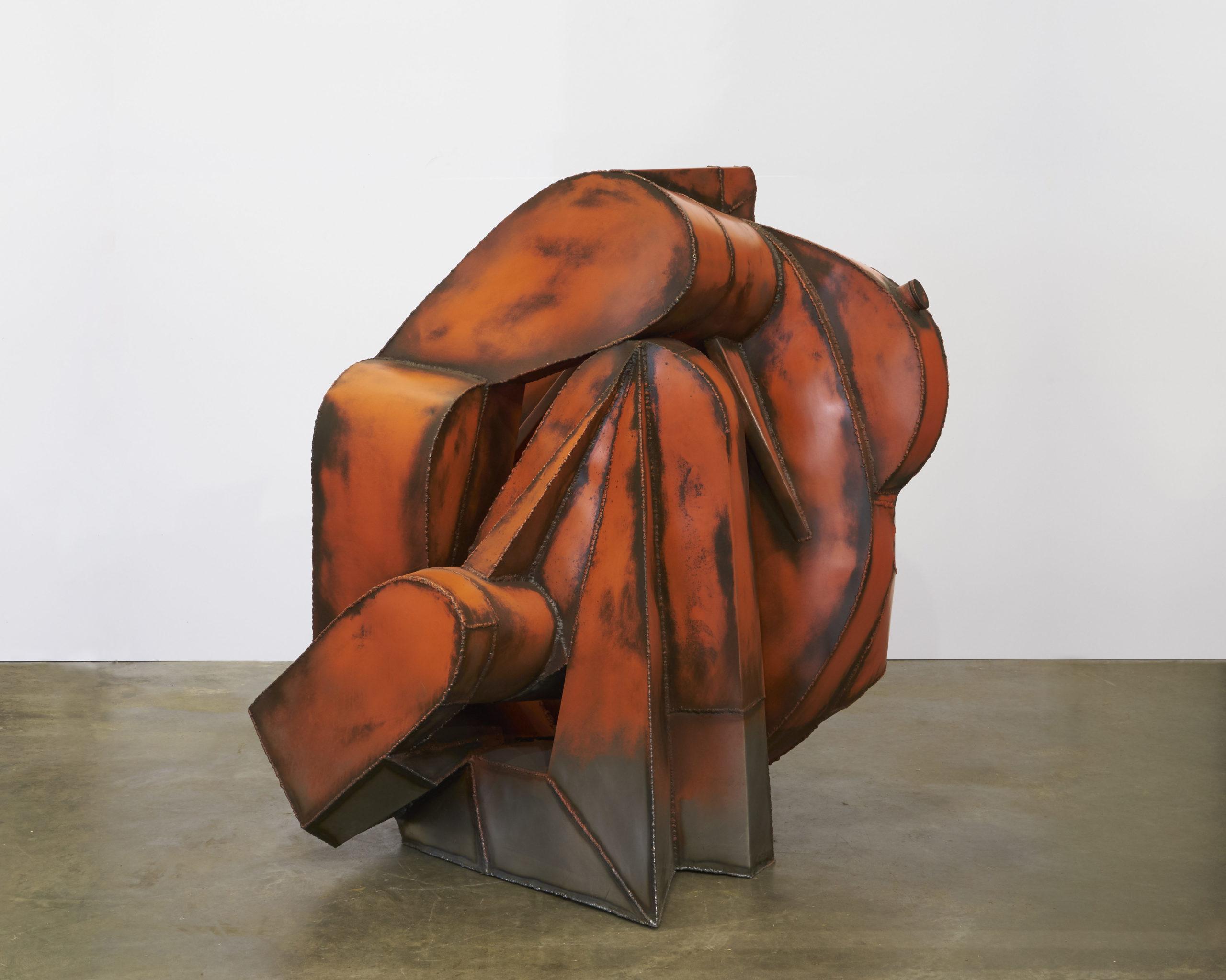 Sculpture Aaron King Art 2021